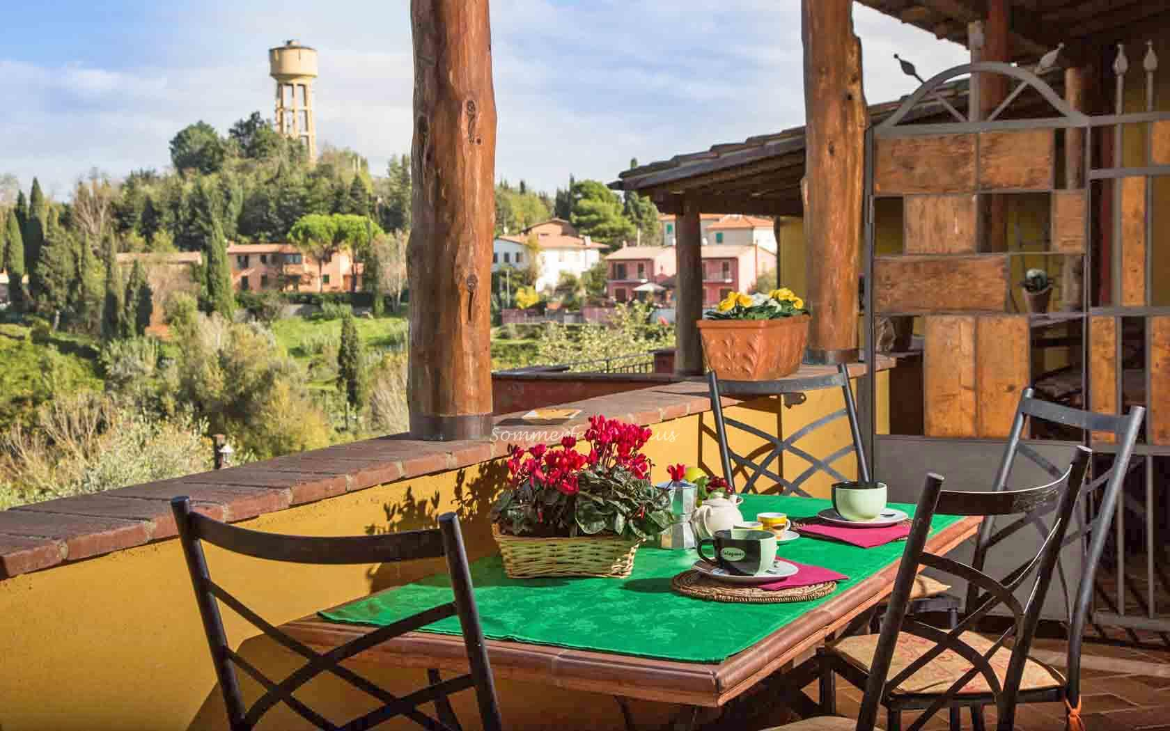 ... Tuscany Holiday Apartment Apt. Lampone Main Picture ...
